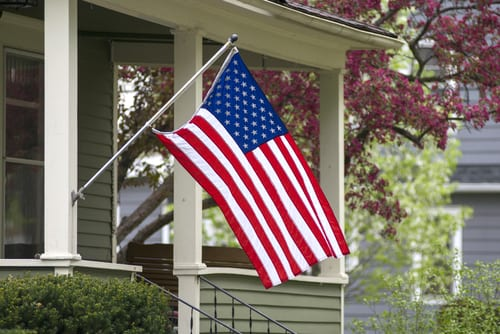 Flag Etiquette Respect Our American Flag Rss Insurance