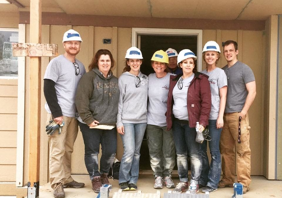 Flatirons Habitat for Humanity Volunteer Day