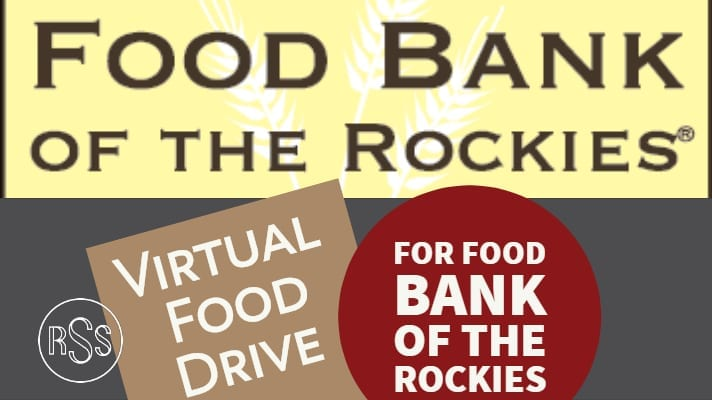Don't Forget! RSS's Virtual Food Drive Runs Through September 30th!