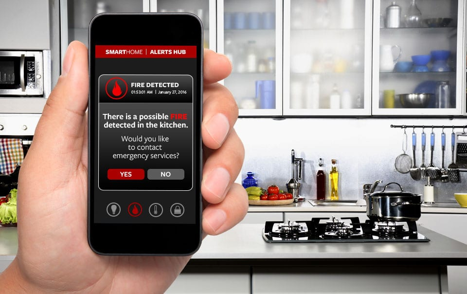 The Use of Smart Home Technology in Fire Prevention and Detection