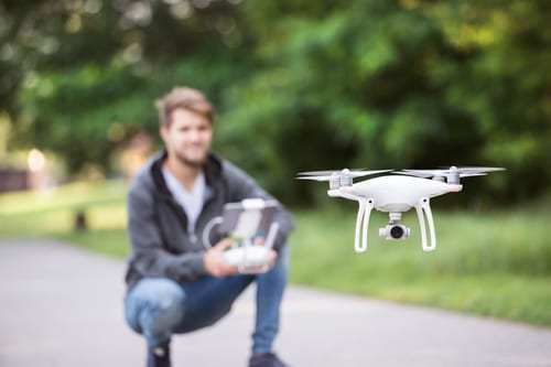 5 Things to Consider Before Flying a Drone