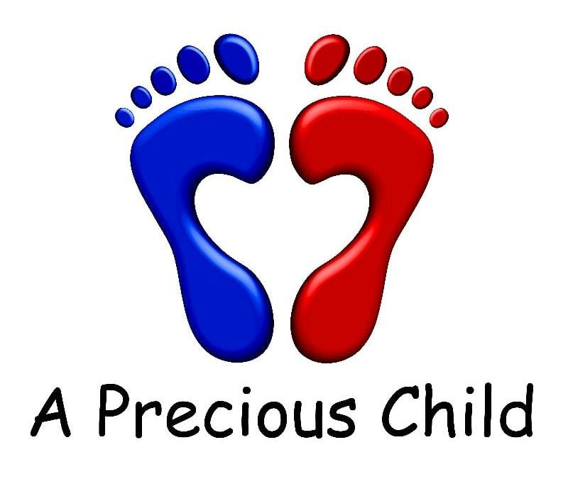 A Precious Child: Charity of the Quarter