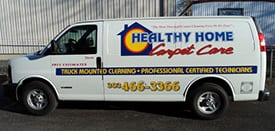 Customer Spotlight: Healthy Home Carpet Care